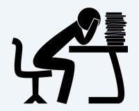 Чтобы лучше подготовиться к экзамену, предварительно нужно отдохнуть.