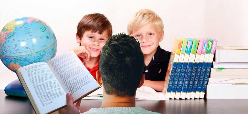 Раннее изучение английского языка: за и против