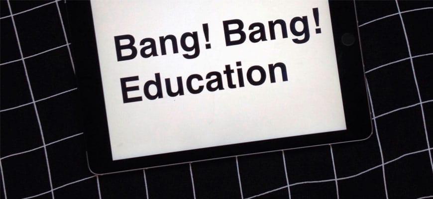 В обзоре онлайн школа дизайна Bang Bang Education