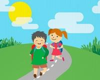 Соревнования среди детей