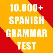 Spanish grammar test