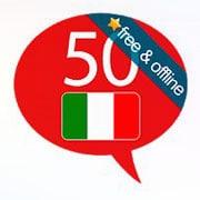 50 languages italian