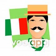 Voc app italian
