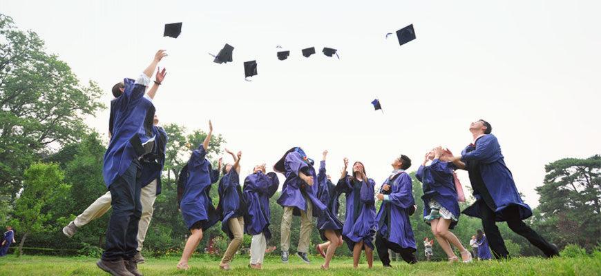 Выпускной у школьников в 2021 году